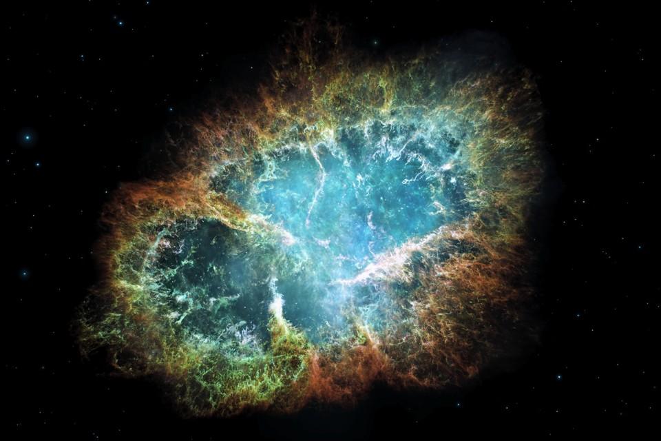 starry supernova - photo #41